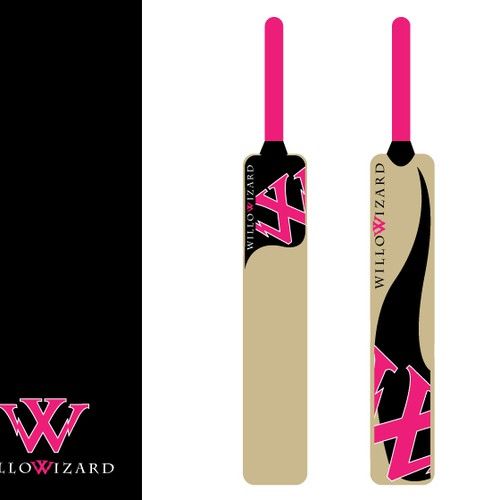 New Graphics With Existing Logo For Cricket Bat Sticker Design Other Graphic Design Contest 99designs