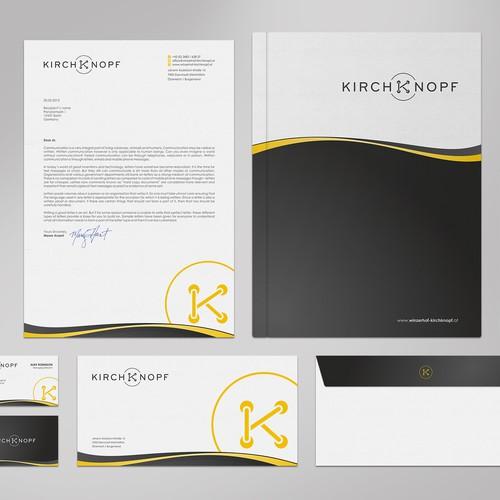 Runner-up design by katytak