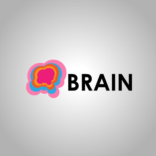 Meilleur design de colored brain