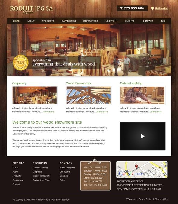 Design vencedor por thecenx