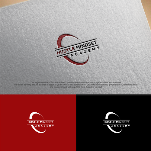 Runner-up design by Athomix™