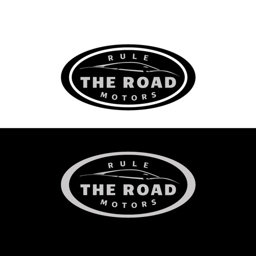 Exotic Car Rental Logo Design