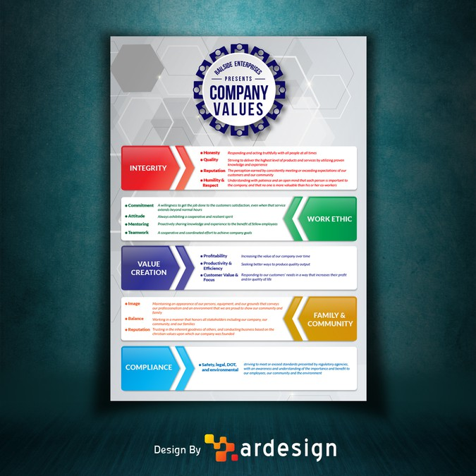 Winning design by ardesignvisual