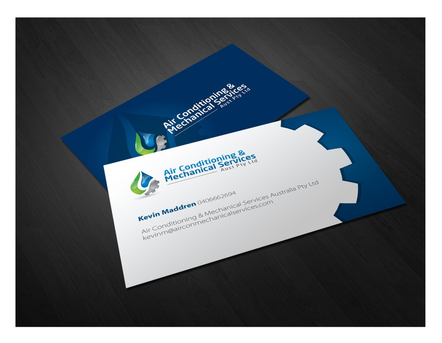 Logo And Business Card Required