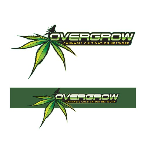 Design timeless logo for Overgrow.com Design by fremus