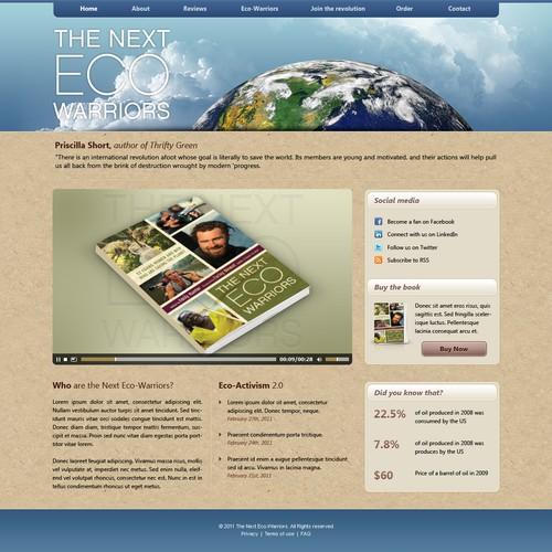 Design finalista por Fenrir Media
