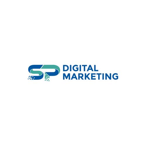 SP Digital Marketing needs a creative logo design | Logo ...