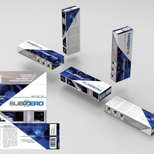 Diseño finalista de MiljanKO
