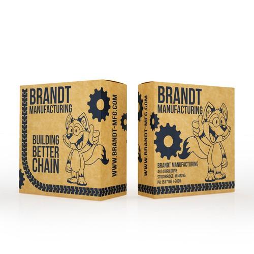 Runner-up design by JianBranding™
