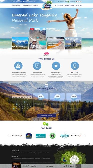 Design vencedor por AdixDesign