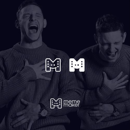 Design a logo for meme creator app | Logo design contest