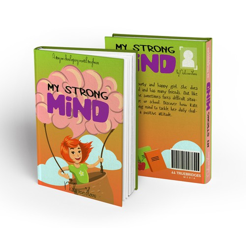 Create a fun and stunning children's book on mental toughness Design by Laskava