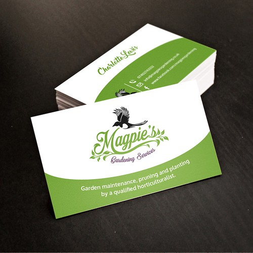 Inspiring logo business card contests 99designs 299 reheart Gallery