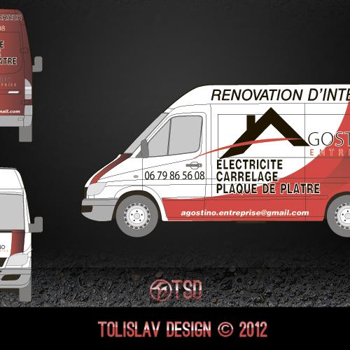 Diseño finalista de Toli_Slav