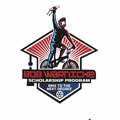 USA BMX Foundation Scholarship Logo | Logo design contest