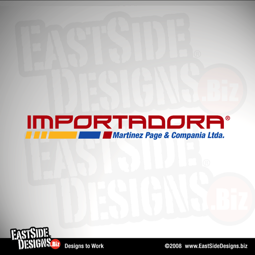 Design finalista por EastSideDesigns.biz