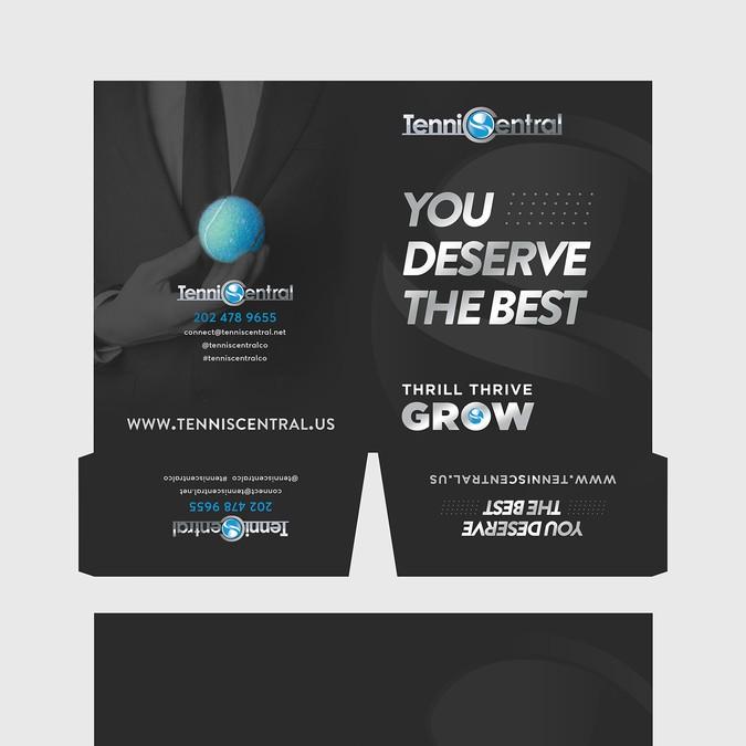 Design gagnant de thecenx