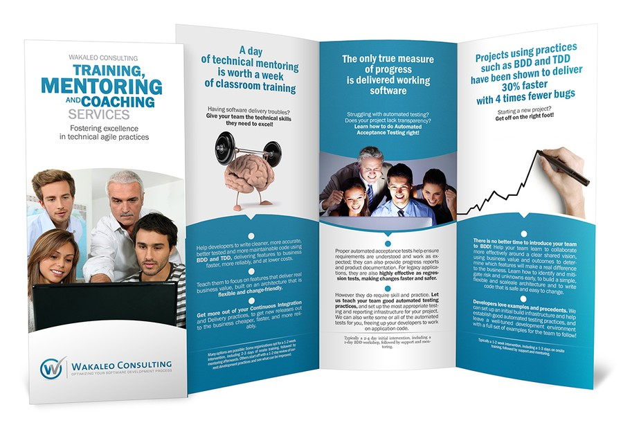 Wakaleo Consulting Mentoring and Coaching Services Brochure