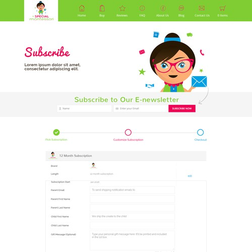 Design finalisti di Simplest™