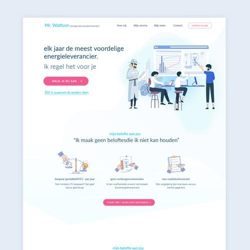 Ontwerp van finalist dini design
