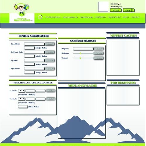 Runner-up design by helen48