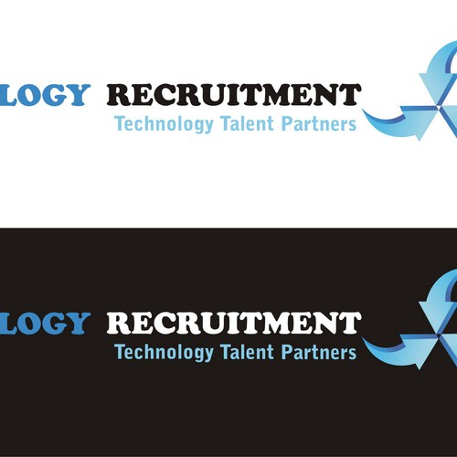 Recruitment agency logo logo design contest for Design recruitment agencies