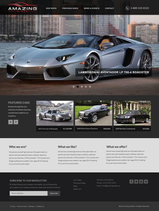 Winning design by designultima