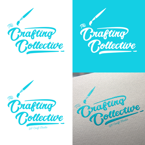 Guaranteed Logo Blind Contest Diy Crafts Studio Is The New Kid On
