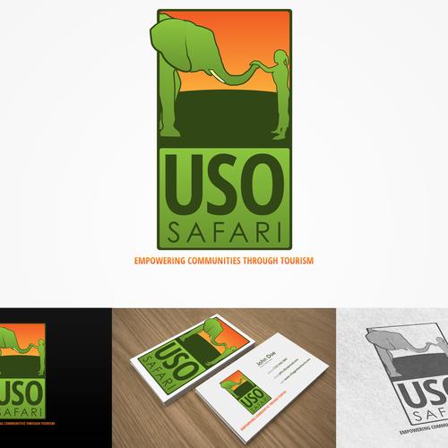 USO Safari needs a new logo | Logo design contest