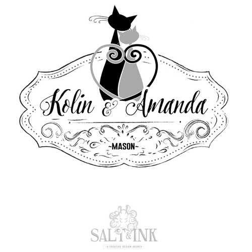 Runner-up design by SaltandInk