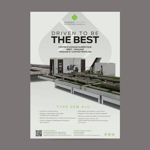Design finalista por InterBrand